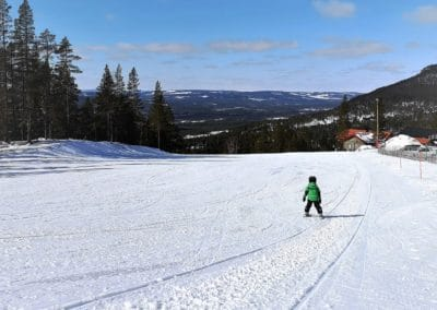 Child-friendly Björnrike in Vemdalen