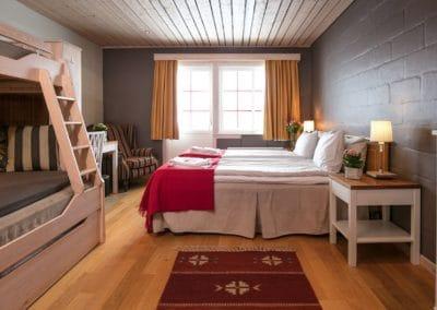 Rum på Storhogna Högfjällshotell & SPA